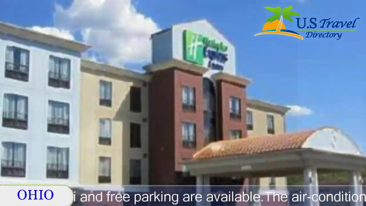 Holiday Inn Express Suites New Philadelphia Southwest Hotels Ohio