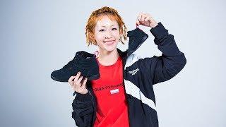 """木村カエラ × Reebok CLASSIC """"Freestyle 35周年"""" スペシャルページ △ht..."""