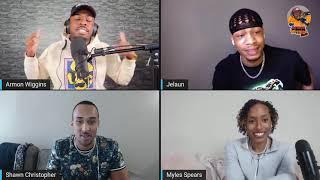 BOYS CHAT| Raz B vs Chris Stokes+ MLK FIGHT ATL+#BigBankChallenge+ GENDER ROLES in GAY RELATIONSHIPS