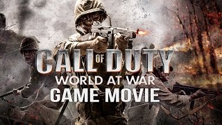 Call of Duty World at War Full Walkthrough Movie