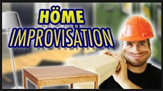 Home Improvisation: DO IT YOURSELF-ER!!!