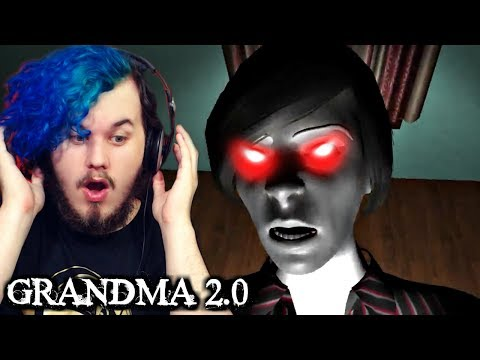GRANDMA FRIENDS WITH SATAN?! | Grandma 2.0 Gameplay
