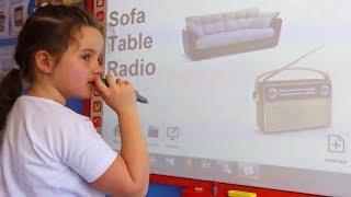 Интерактивное обучение малышей английскому. Только современные методики. Англоязычный колледж Взмах