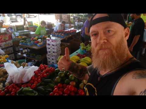 Farmers Market Downtown Minneapolis Part 1