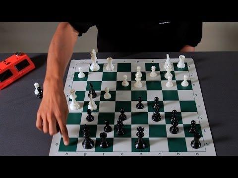 What Is Blackburne's Mating Maneuver?   Chess