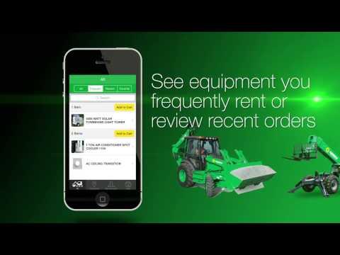 Command Center Mobile App | Sunbelt Rentals