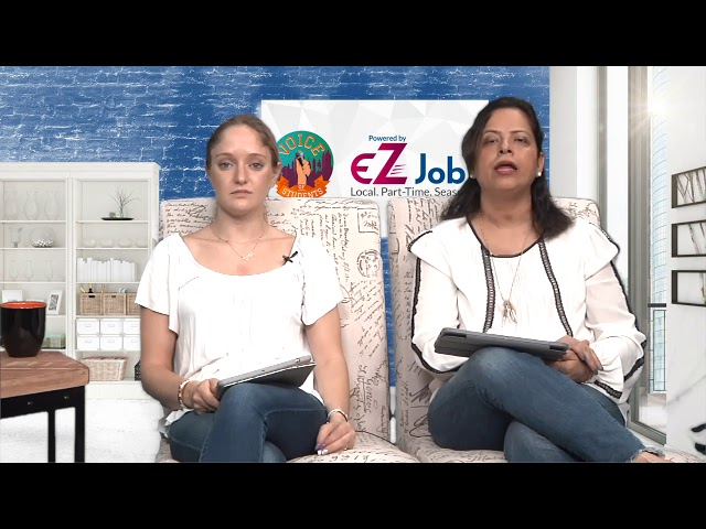 The Second Amendment: WHAT SHOULD WE DO? #EZJobs talkshow on VOS with Jyoti Vazirani