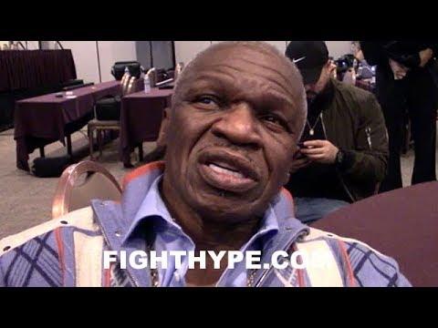 FLOYD MAYWEATHER SR. ON FLOYD FIGHTING IN MMA: