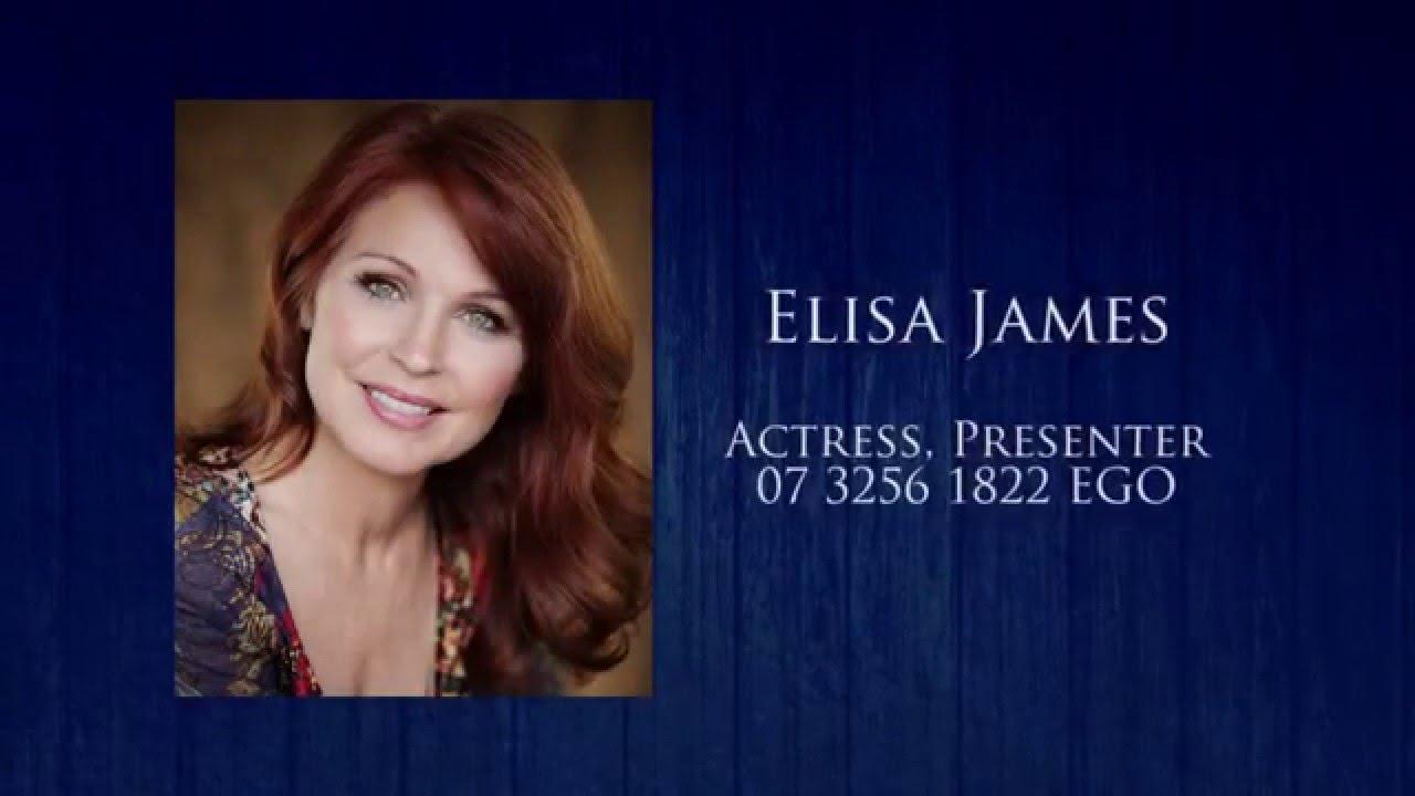 Elisa James