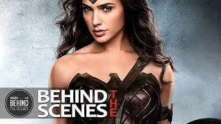 Gal gadot: wonder woman (behind the scenes)