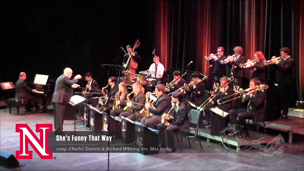 UNL Jazz Orchestra and UNL Big Band - YouTube