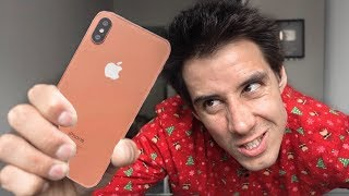 НОВЫЕ КОСЯКИ iPhone X