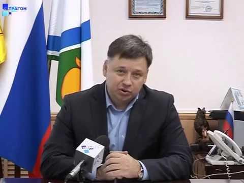 Пресс-конференция главы администрации городского поселения г. Россошь Юрия Мишанкова.