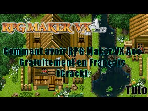 [Crack] Comment avoir RPG Maker VX Ace (Gratuit) en Français !
