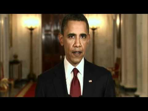 Osama Bin Laden Dead 2011, President Obama Confirms