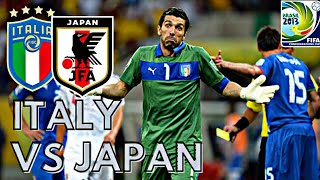 Italy vs Japan 4 3 All Goals Highlights 2013 FIFA Confederations Cup