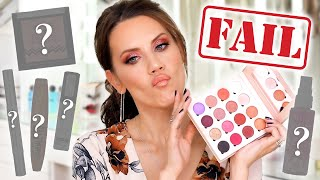 DRUGSTORE MAKEUP FAILS | Save Your Money 💰