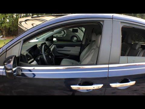 2018 Honda Odyssey Jacksonville, Swansboro, New Bern, Burgaw, Wilmington, NC C8557