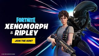 Fortnite Xenomorph Trailer