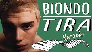 Download 🎹 BIONDO - Tira KARAOKE🎤 (Piano Instrumental)