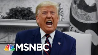 Jill Wine-Banks: Trump Trying To Be A King Saying He Can't Be Impeached | The 11th Hour | MSNBC