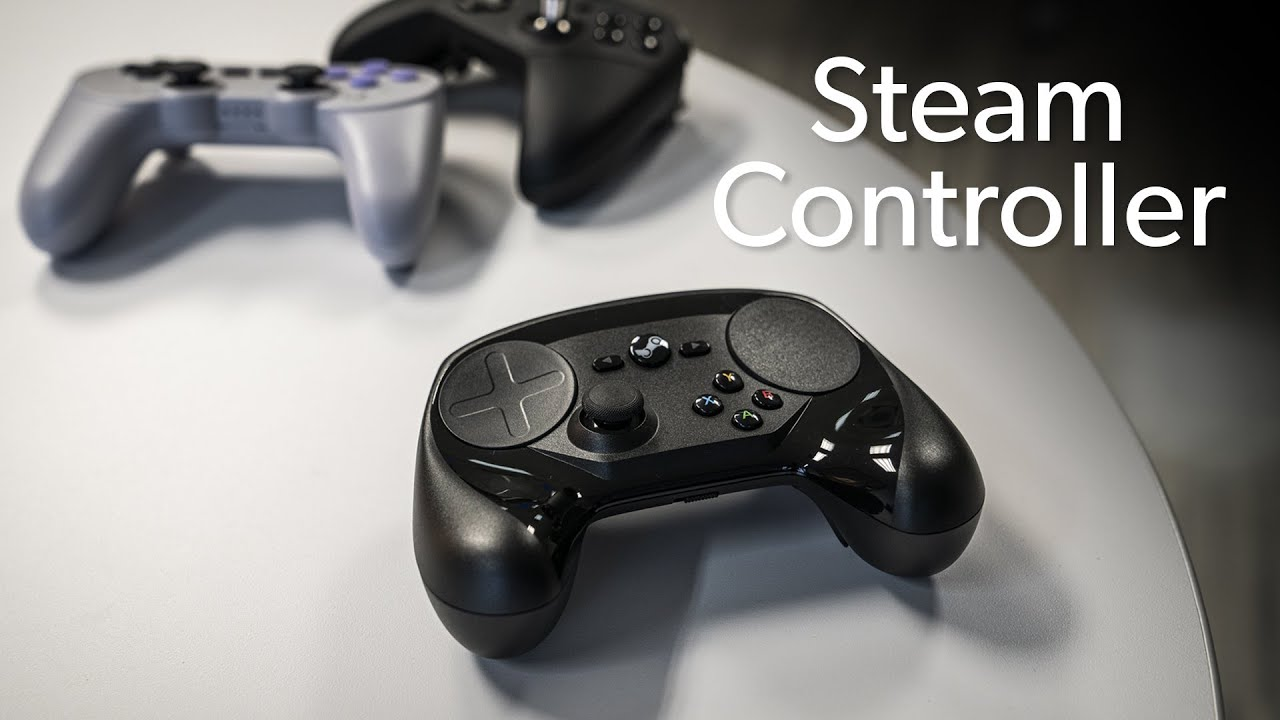 I NEED HELP! Why do people like the Steam Controller?