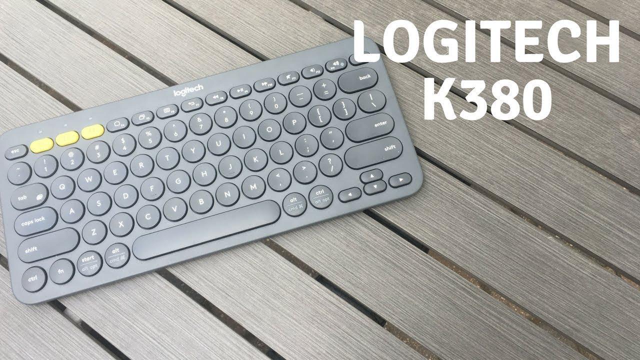 Best Bluetooth Keyboard Under $50 - Logitech K380 Review