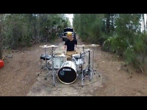 """Healer """"Hillsong"""" Drum cover"""