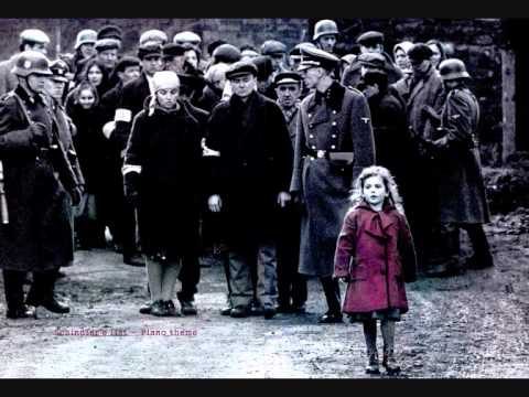 Schindler's list - Main theme (piano)