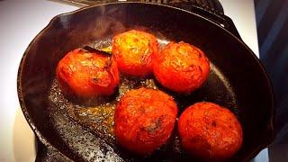 Restaurant Style Salsa   Roasted Tomato Salsa Recipe