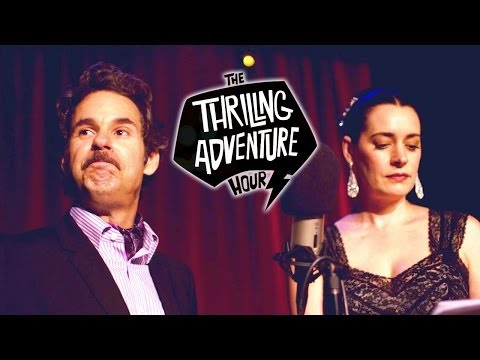 Meet Frank & Sadie Doyle - The Thrilling Adventure Hour - Episode 5