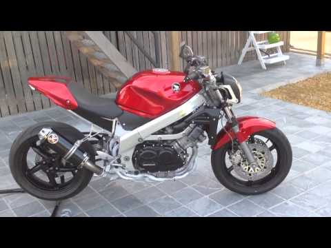 Streetfighter Custom Bike Honda Vfr 750