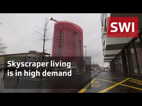 Skyscraper living is in high demand