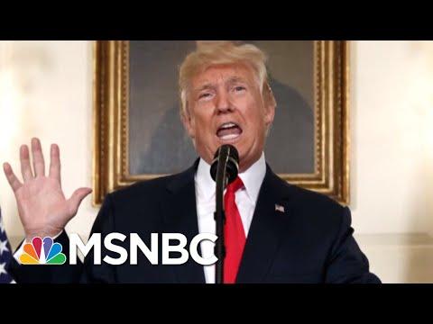President Trump Mocks Sen. Warren & #MeToo Movement At Off-The-Rails Rally | The 11th Hour | MSNBC