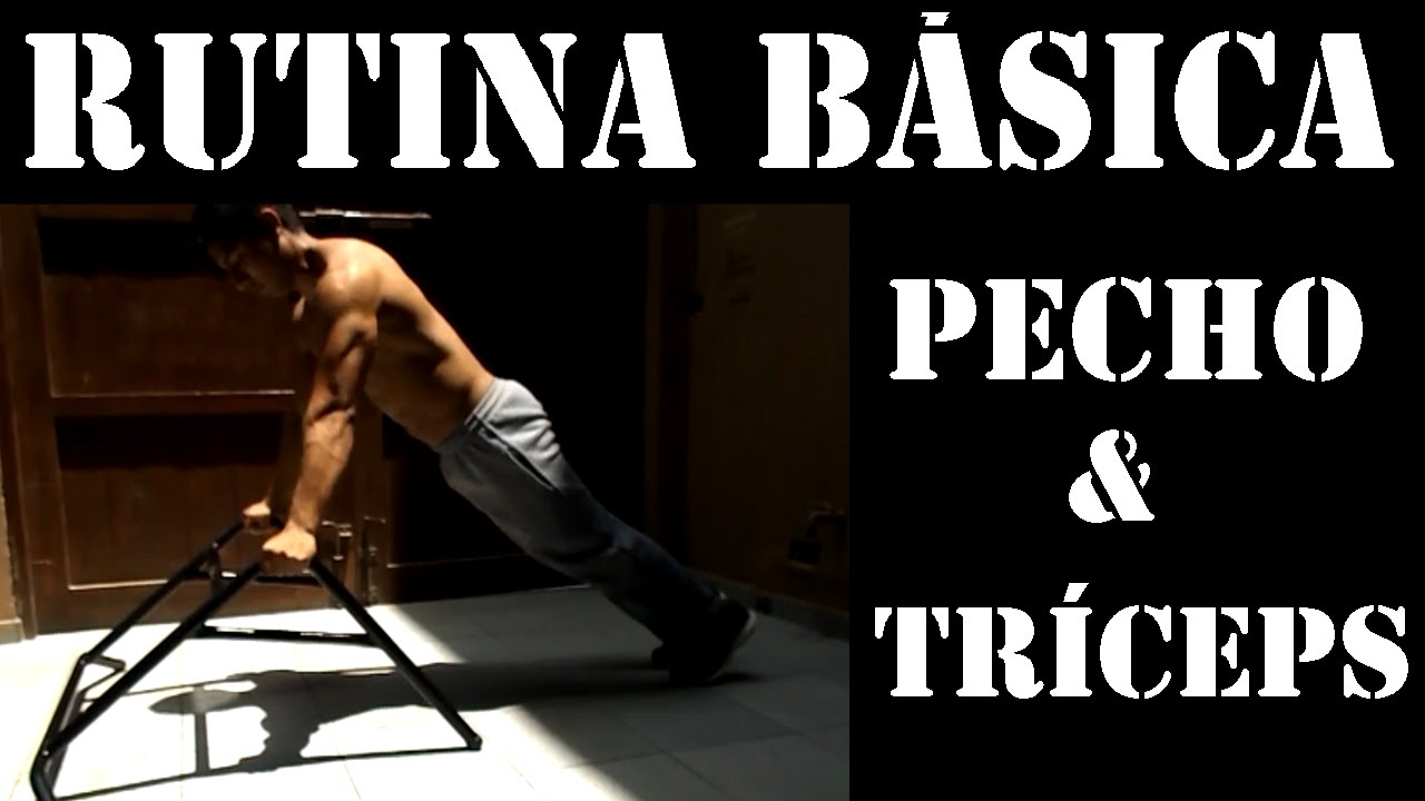 los mejores ejercicios para pecho calistenia