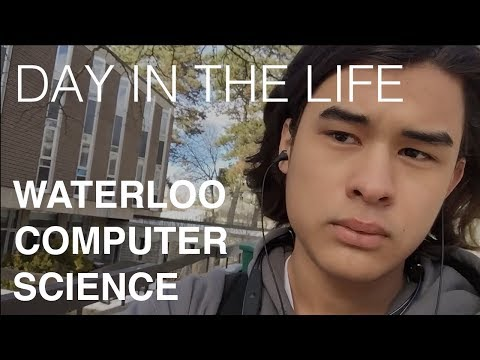 Day In The Life Of A Waterloo Computer Science Student