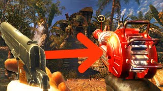 ZOMBIES GUN GAME CHALLENGE w/ THE Z HOUSE (Call of Duty: Zombies)