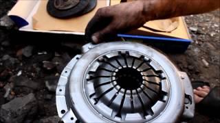 DAEWOO LANOS ЗАМЕНА НЕКАЧЕСТВЕННОГО СЦЕПЛЕНИЯ(В этом видео показано как поменять сцепление на автомобиле деу ланос., 2015-09-01T07:57:06.000Z)