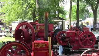 Economy Engines At Evansville SIAM Show