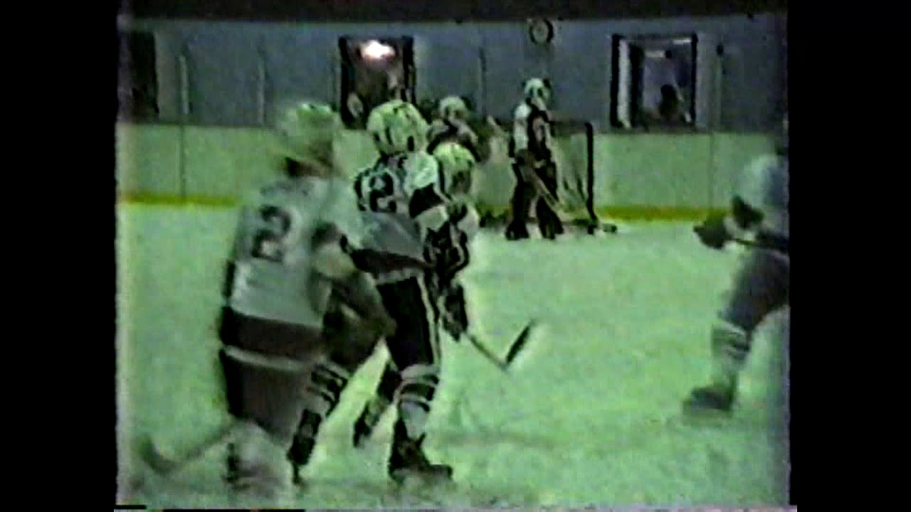 Cougars - Adirondack Bantams  Nov. 1983