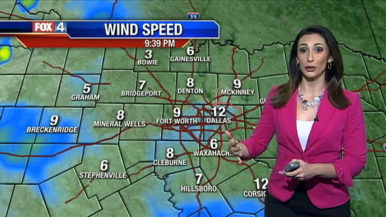 channel 4 weather dallas fort worth
