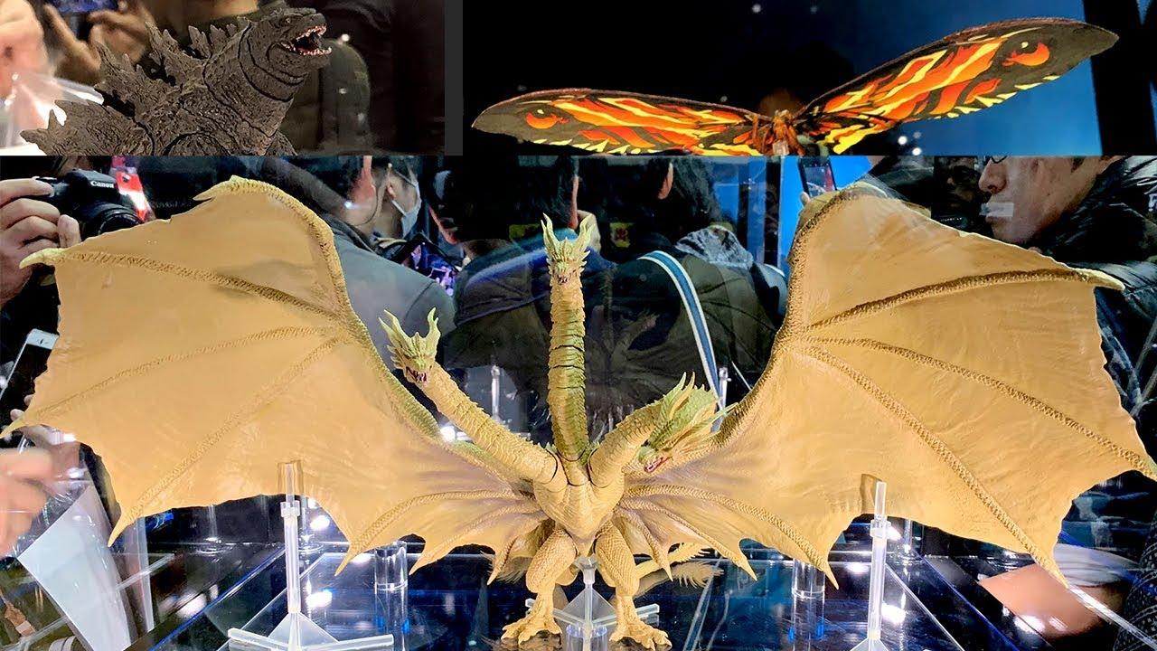 Godzilla 2019 Toys - YouTube