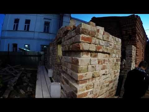 Подвалы исторических зданий г.Киржач