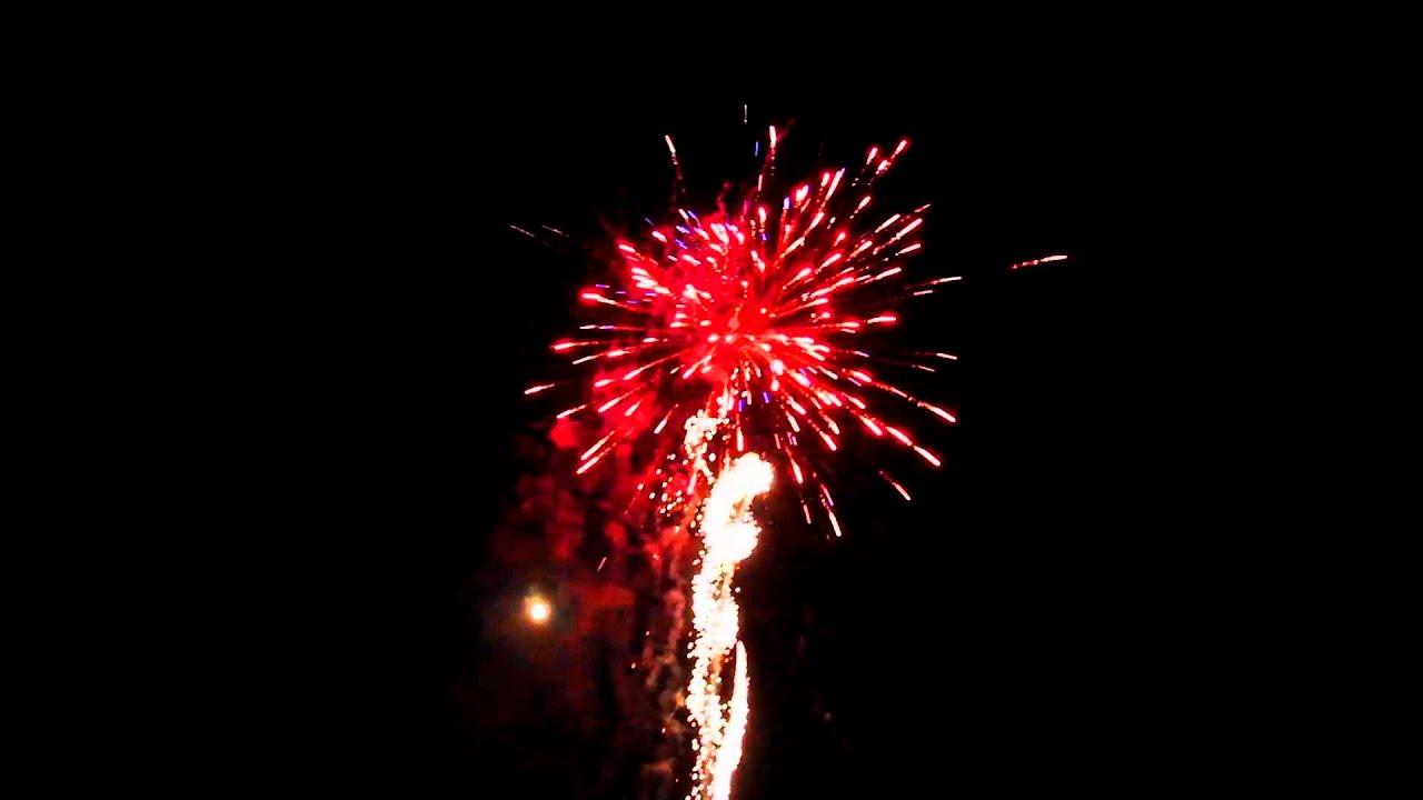 night reaper firework video - 1280×720