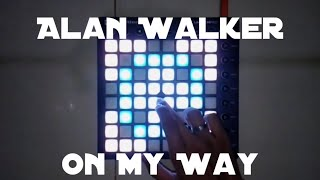 [2.16 MB] Alan Walker, Sabrina Carpenter & Farruko - On My Way // Launchpad Cover