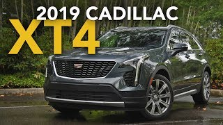 2019 Cadillac XT4 Review - First Drive