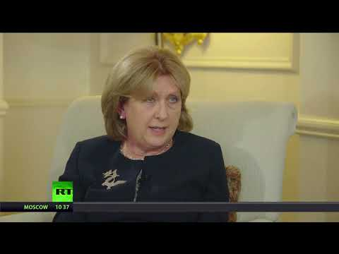 The Alex Salmond Show - Episode 16 - Former Uachtaran Mary Mcalees