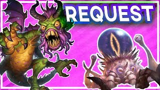 Hearthstone: Requested C