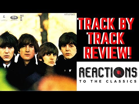Reaction To The Beatles! Beatles For Sale Full Album Review!