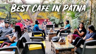 The Downtown Café,  Best Café at Kankarbagh Patna | Amazing ambiance and Delicious Food in Patna